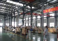 生产中的青岛scb10干式变压器