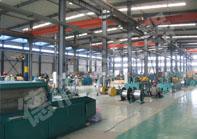青岛s11油浸式变压器生产线